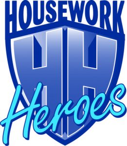 Your Local Housework Hero Cleaner, ready to provide any home cleaning help you need.